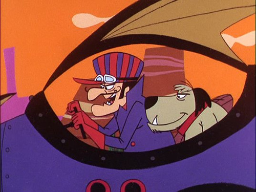 Le folli corse di Dastardly e Muttley